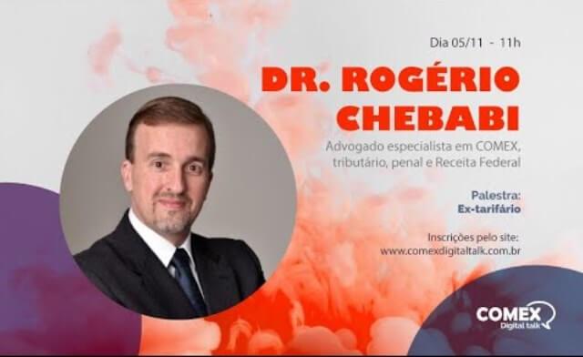 Dr. Rogério Chebabi